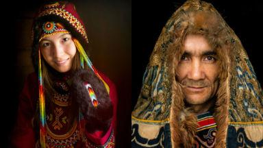 Лицата на Сибир: Уникални портрети, които вдъхновяват със своята красота
