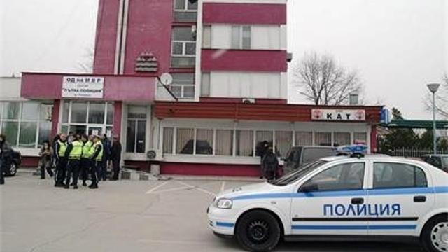 Началникът на КАТ-Пловдив бе освободен
