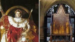 И троновете - като владетелите