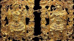 Най-голямата археологическа находка в света - Златото на Бактрия