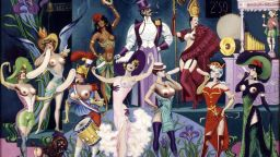 Сексът и смъртта в картините на Кловис Труй го правят все по-актуален
