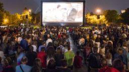 Безплатно 3D кино на открито в Пловдив