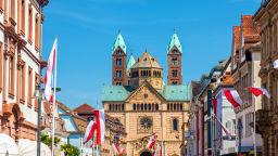 Катедралата в Шпайер - място за поклонение