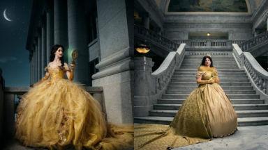 Вижте красивите принцеси от филмите на Дисни като зрели жени