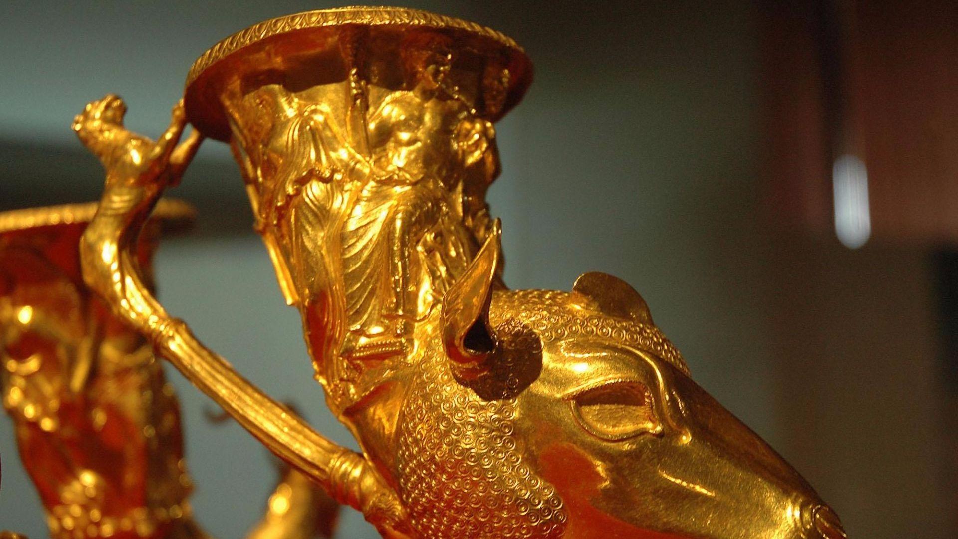 Освободиха Панагюрското златно съкровище, задържано в Дубай