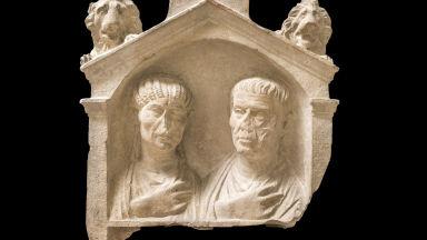 Разрухата в Палмира оживява в изложба