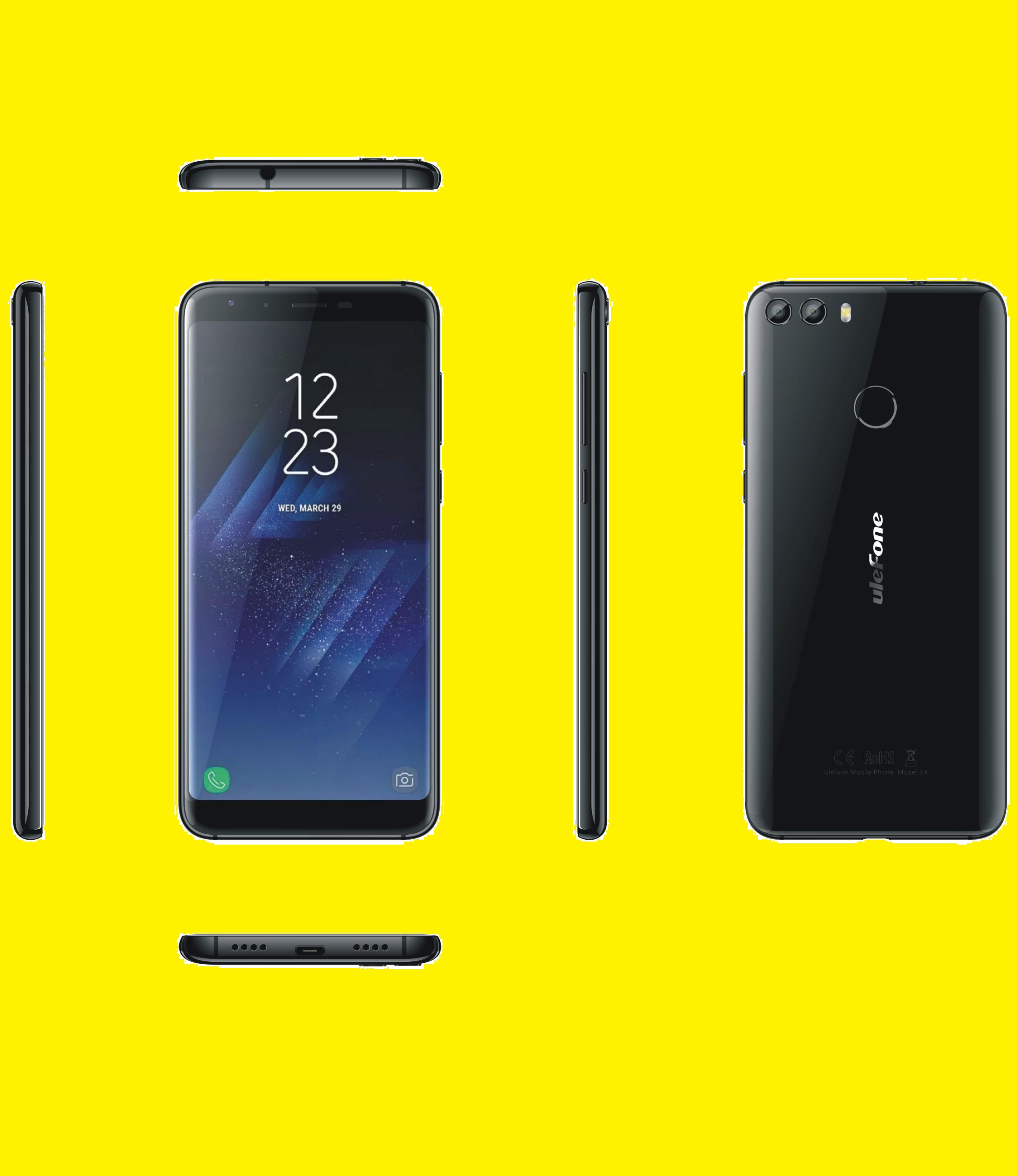 Ulefone F2 е по-добър от Samsung Galaxy S8?