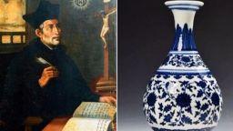 Йезуитски свещеник разкрива тайната на китайския порцелан в Европа