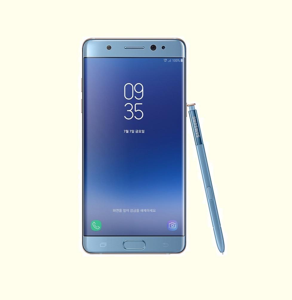 Запалимият Galaxy Note7 се завръща на пазара