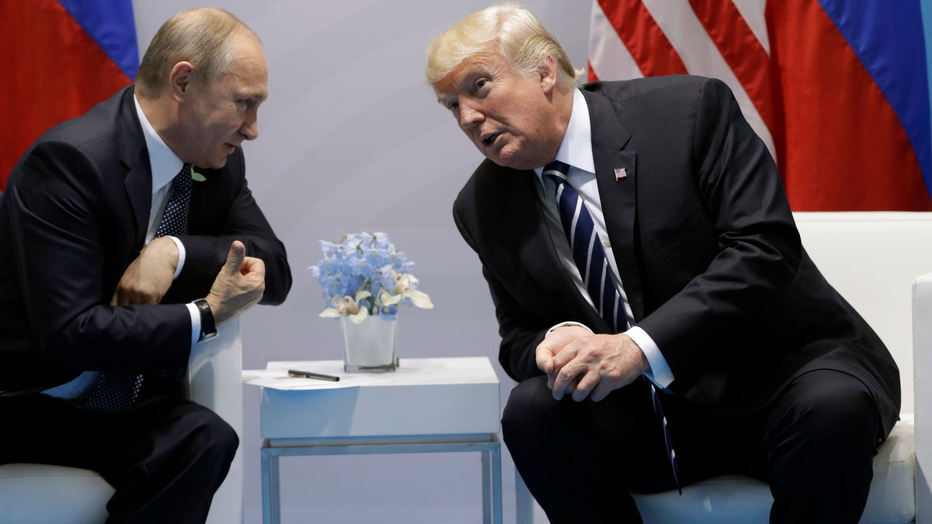 FT: Путин май си вкара най-нещастния автогол с Тръмп