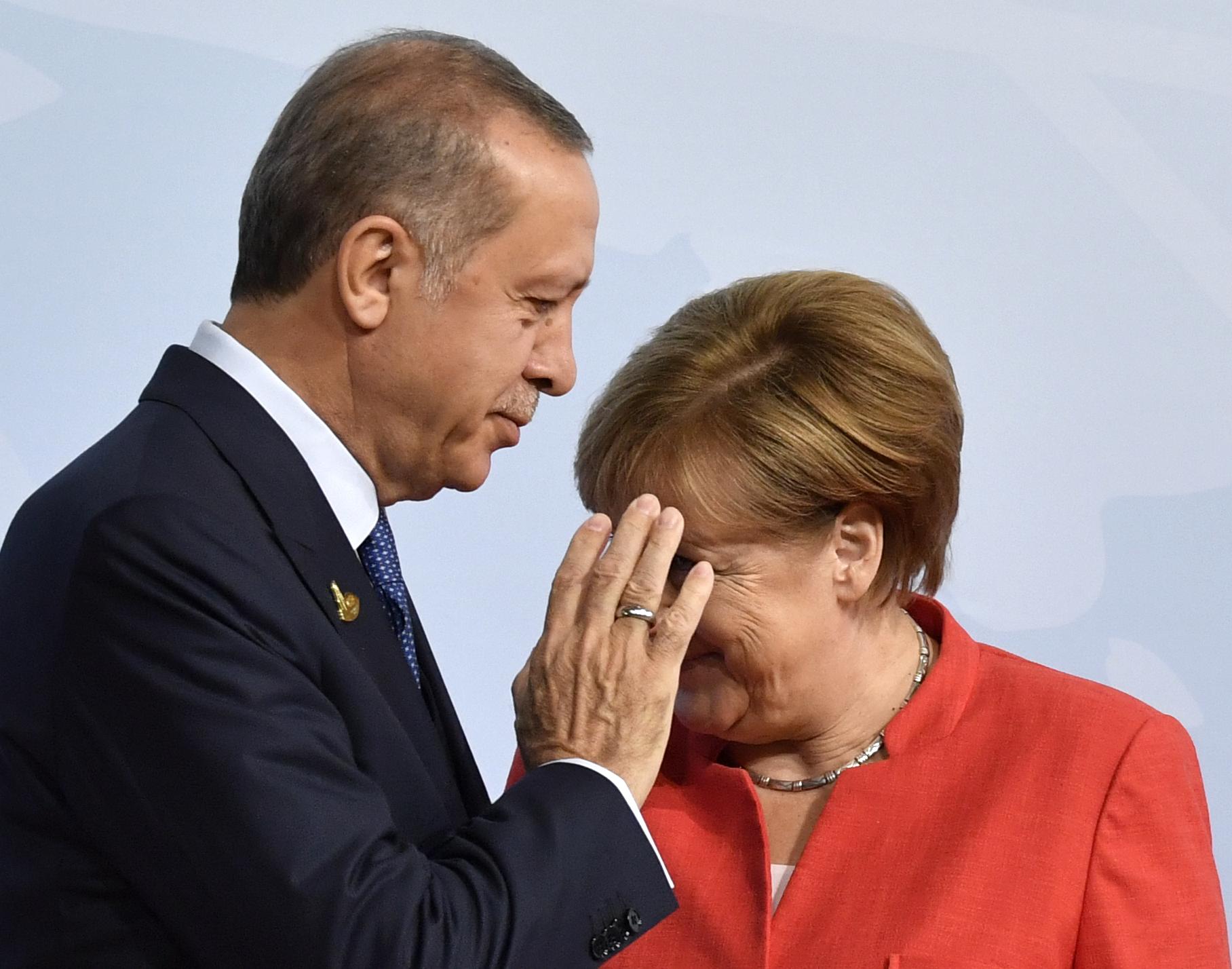 Ердоган: Германия плаши инвеститорите в Турция с лъжи