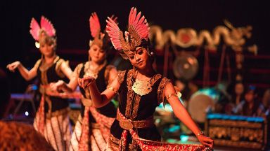 Азиатска култура за сетивата