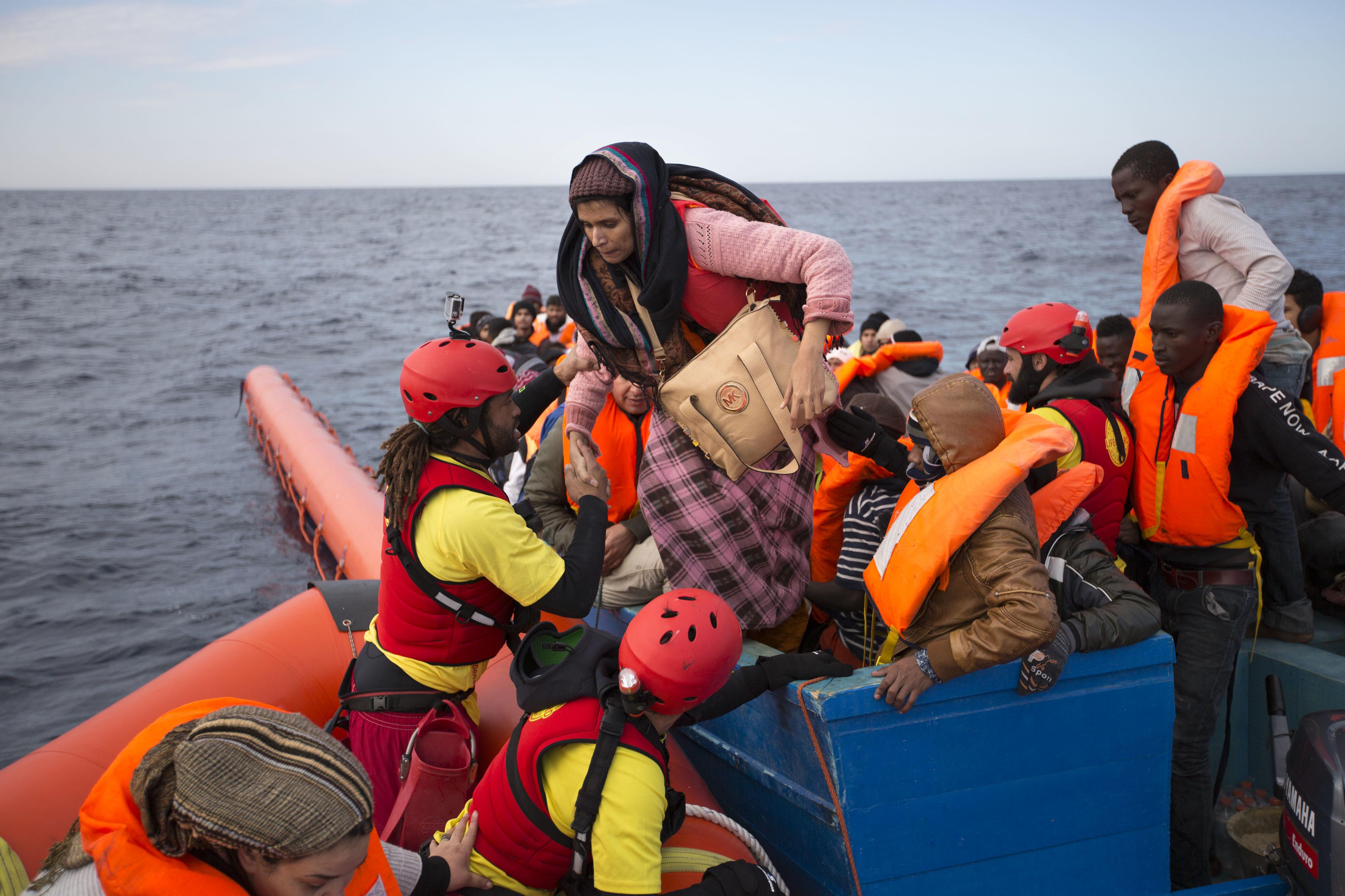 Ще тръгнат ли мигрантите и през Черно море?
