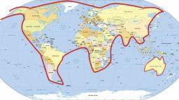 Уникални карти на света, които никога не са ви показвали в училище