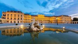 Прекрасната резиденция на поколения австрийски благородници