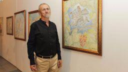 Започна юбилейната изложба на художника Николай Стайковски
