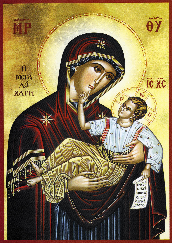 Посрещнаха част от покрова и одеждите на Света Богородица
