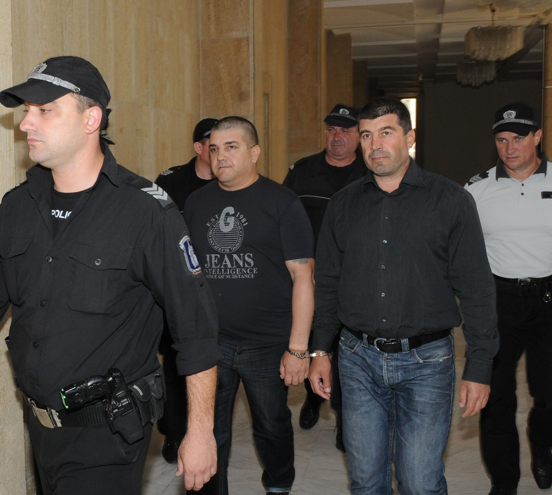 """4-ма осъдени и оправдан за убийството на боса на """"Гранити"""""""