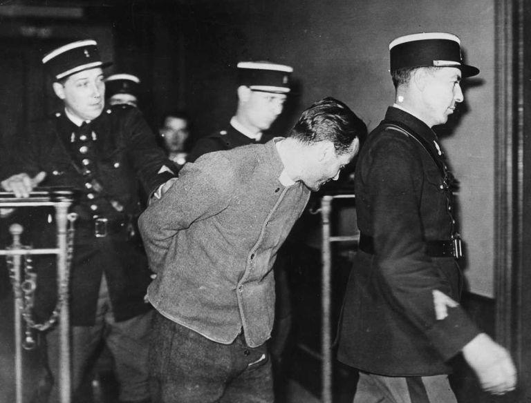 Резултат с изображение за смъртното наказание във Франция.