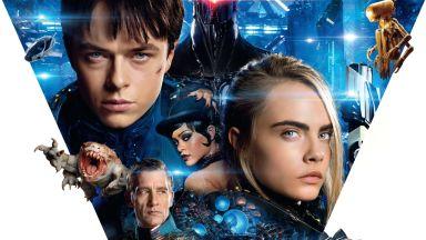 """""""Валериан и градът на хилядите планети"""" е новото приключение на Люк Бесон на крилете на фантазията"""