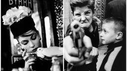 Черен хумор, абсурд и паника в снимките на великия Уилям Клайн