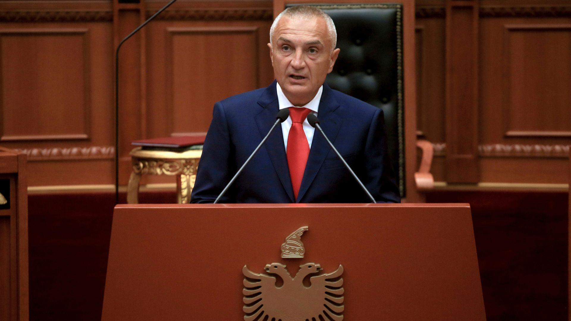 Първи импийчмънт на президент в историята на Албания