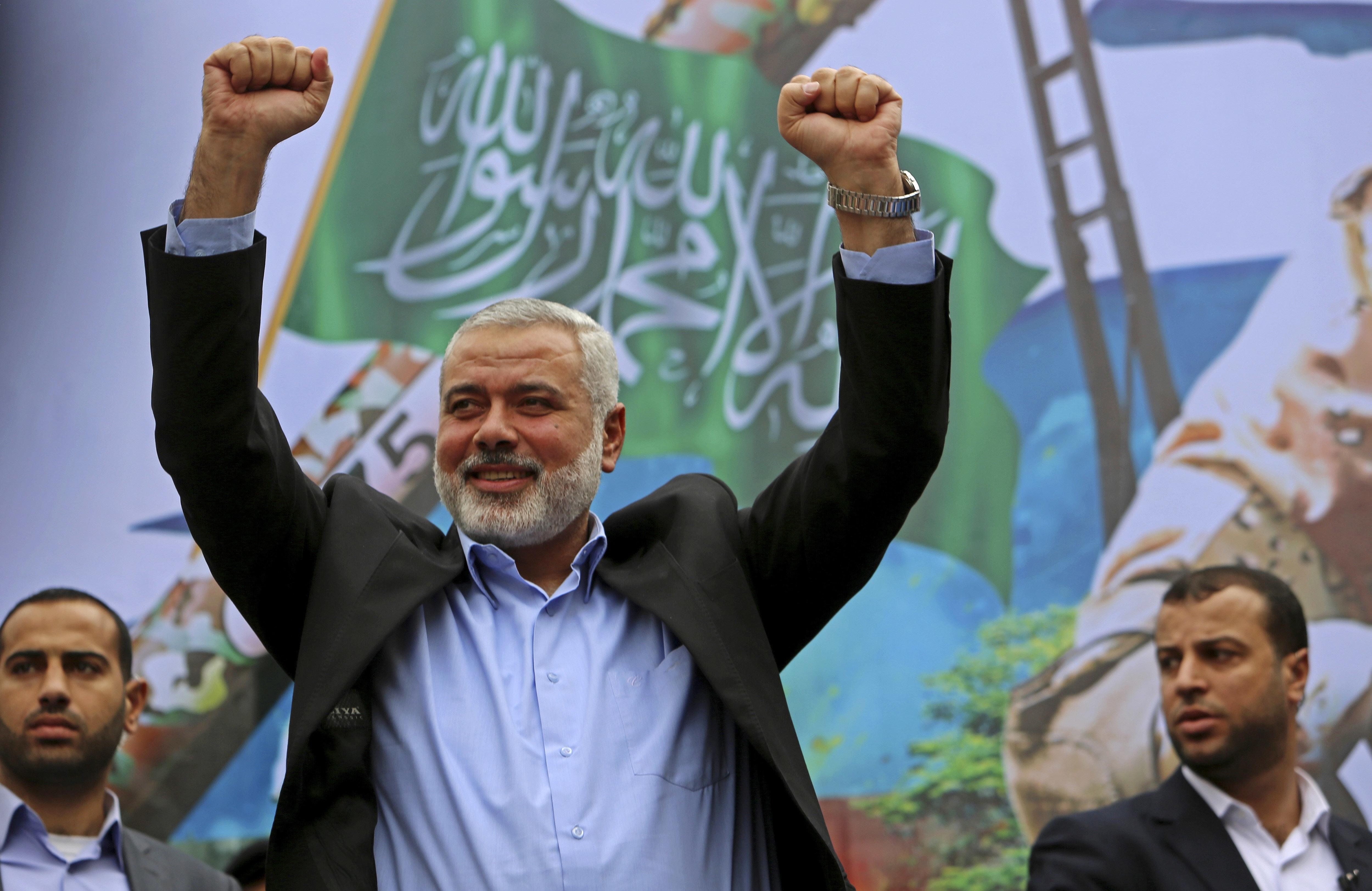 """""""Хамас"""" призова палестинците към интифада"""