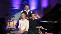 Джаз в Етнографския музей с Ангел Заберски Трио