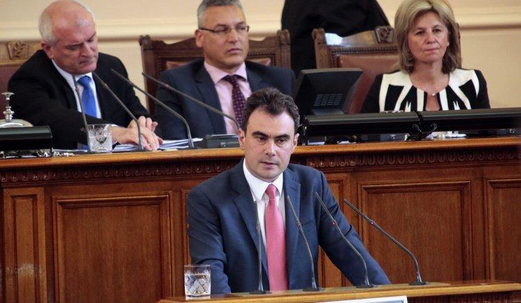 Отхвърлиха закона на БСП за българските храни