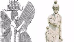 Великите пълководци на древния свят - в скулптури и графики