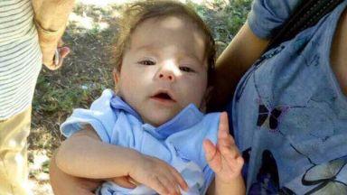 Изоставено бебе мобилизира столичната полиция