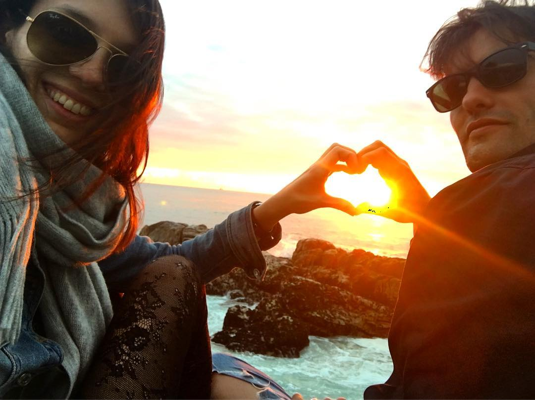 Луиза и Мартин на меден месец в Португалия