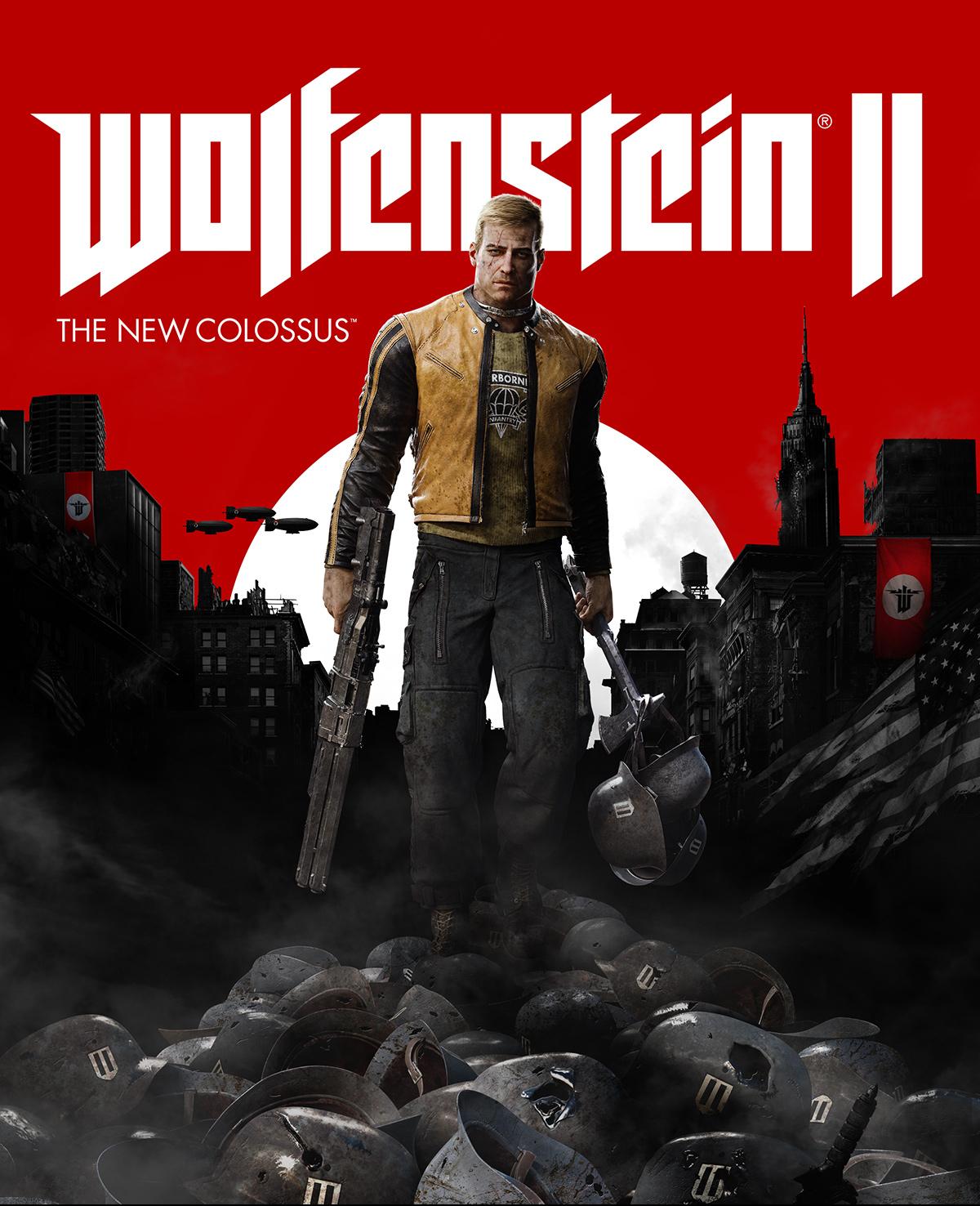 Wolfenstein 2 ще е най-добрият FPS на 2017 г.