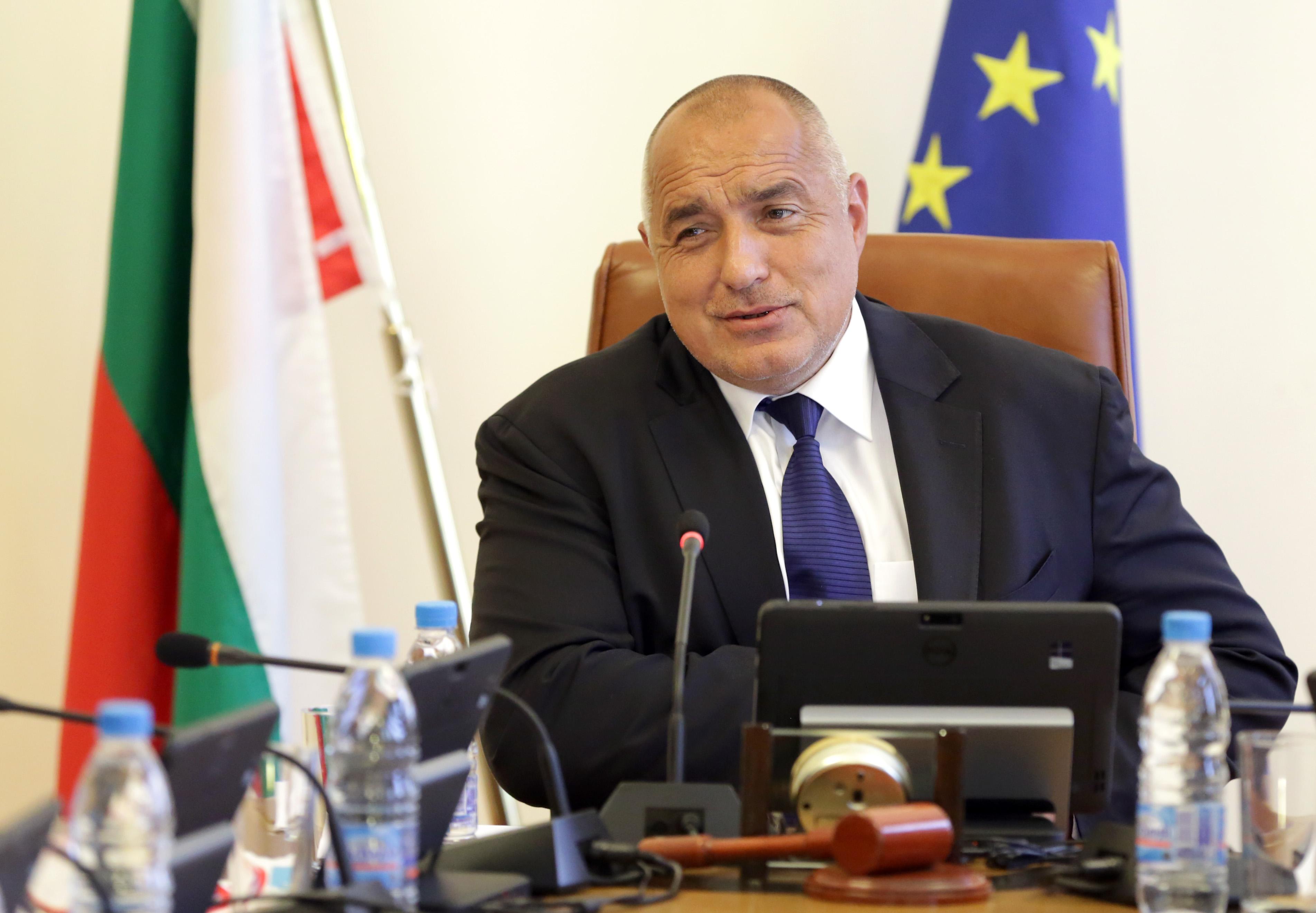 Борисов: Да не се успокояваме, необходими са още приходи