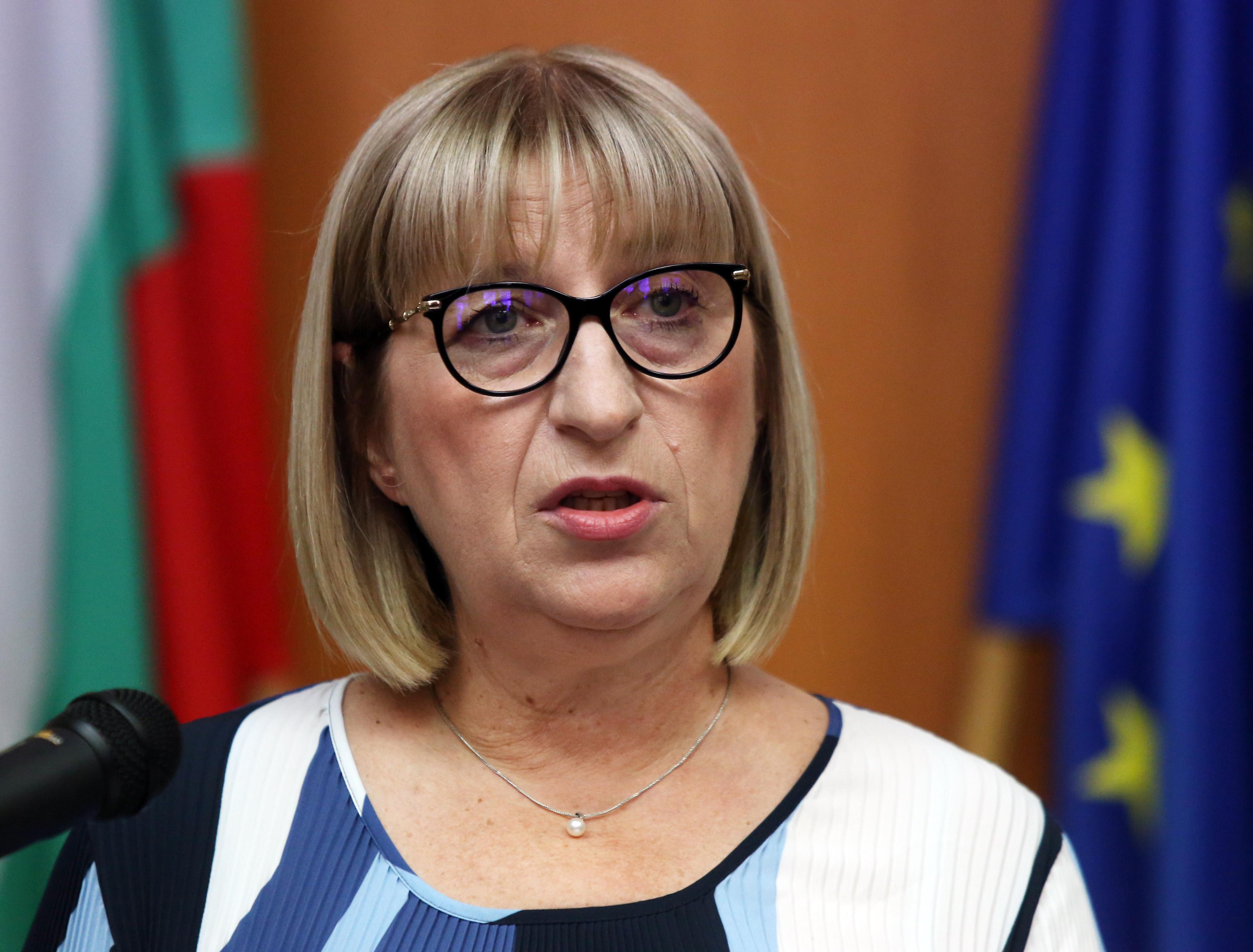 Цачева: Европейската прокуратура ще заработи през 2021 г.