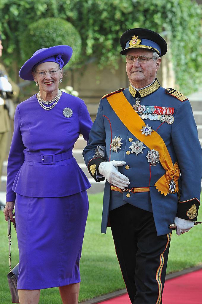 Датският принц Хенрик почина на 83 години