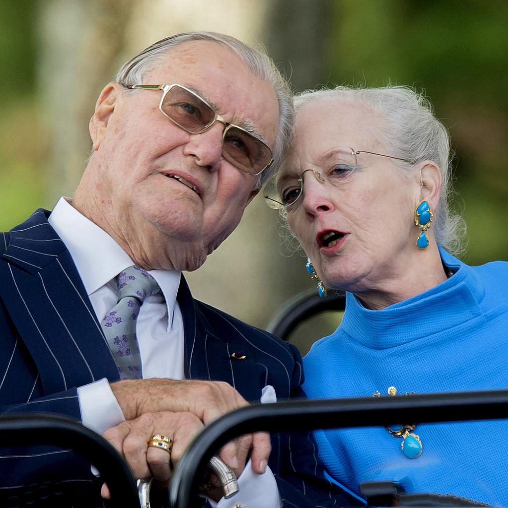 Датският принц Хенрик почина на 83 години (снимки)