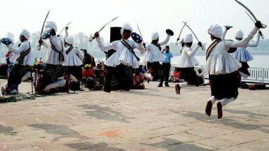 Индийска фолклорна група изнася безплатен концерт в Пловдив