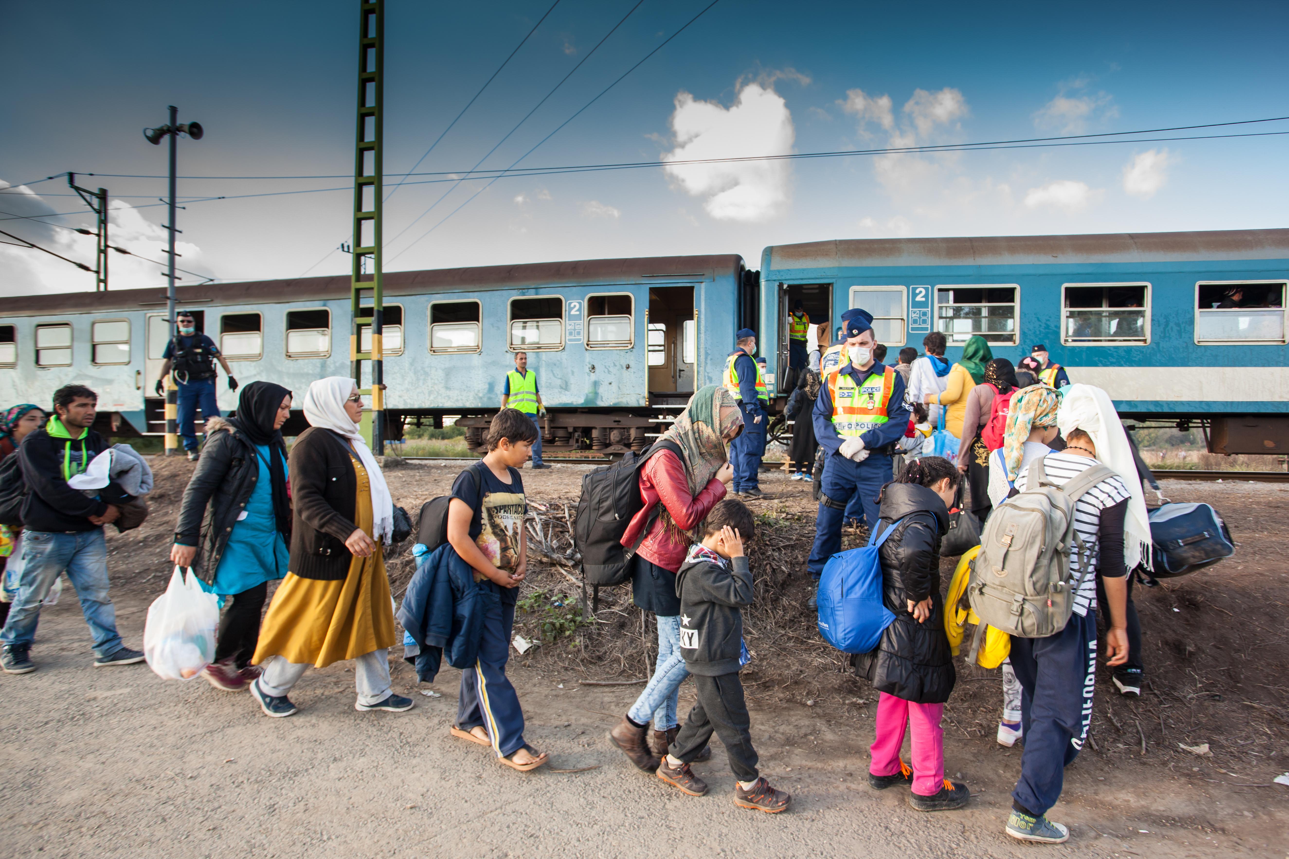 Десетки загинали и ранени при сблъсък на 2 влака в Египет