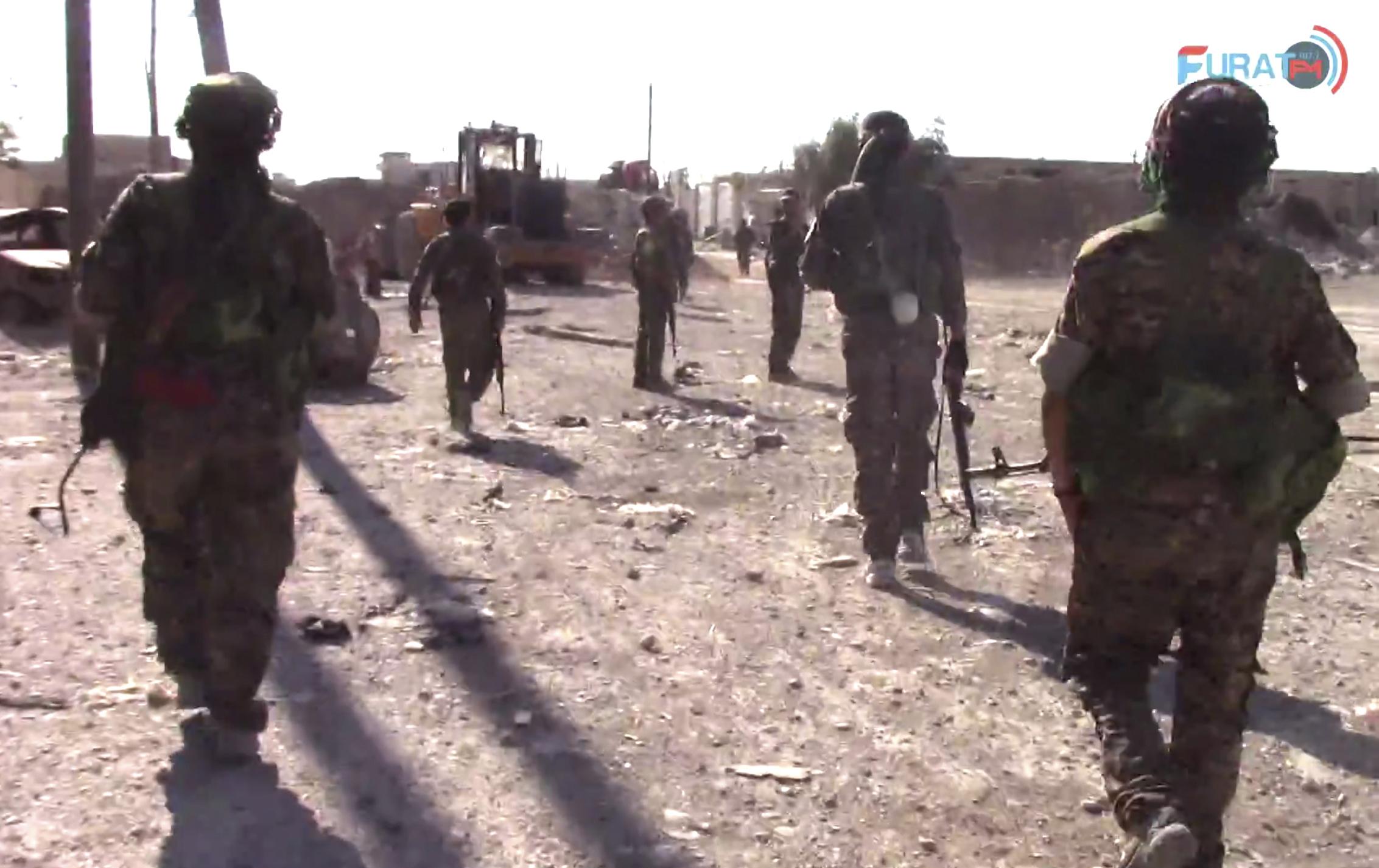 Пълно обкръжение на ИДИЛ при Ракка