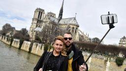 Вижте 10 уникални места за селфи във Франция