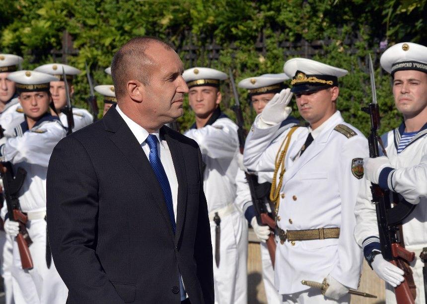Президентът Радев: Законът не онеправдава магистратите