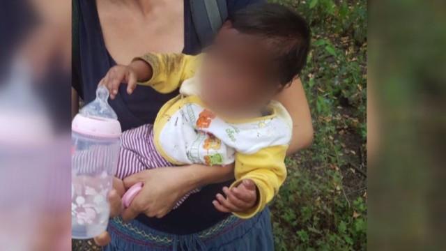 Още издирват майката на изоставеното бебе
