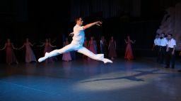 """С балетния спектакъл """"Зорба Гъркът"""" завърши Първият летен фестивал във Видин"""
