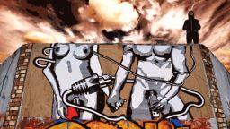 Движещите се стени на А. Л. Крего, които ще ви хипнотизират