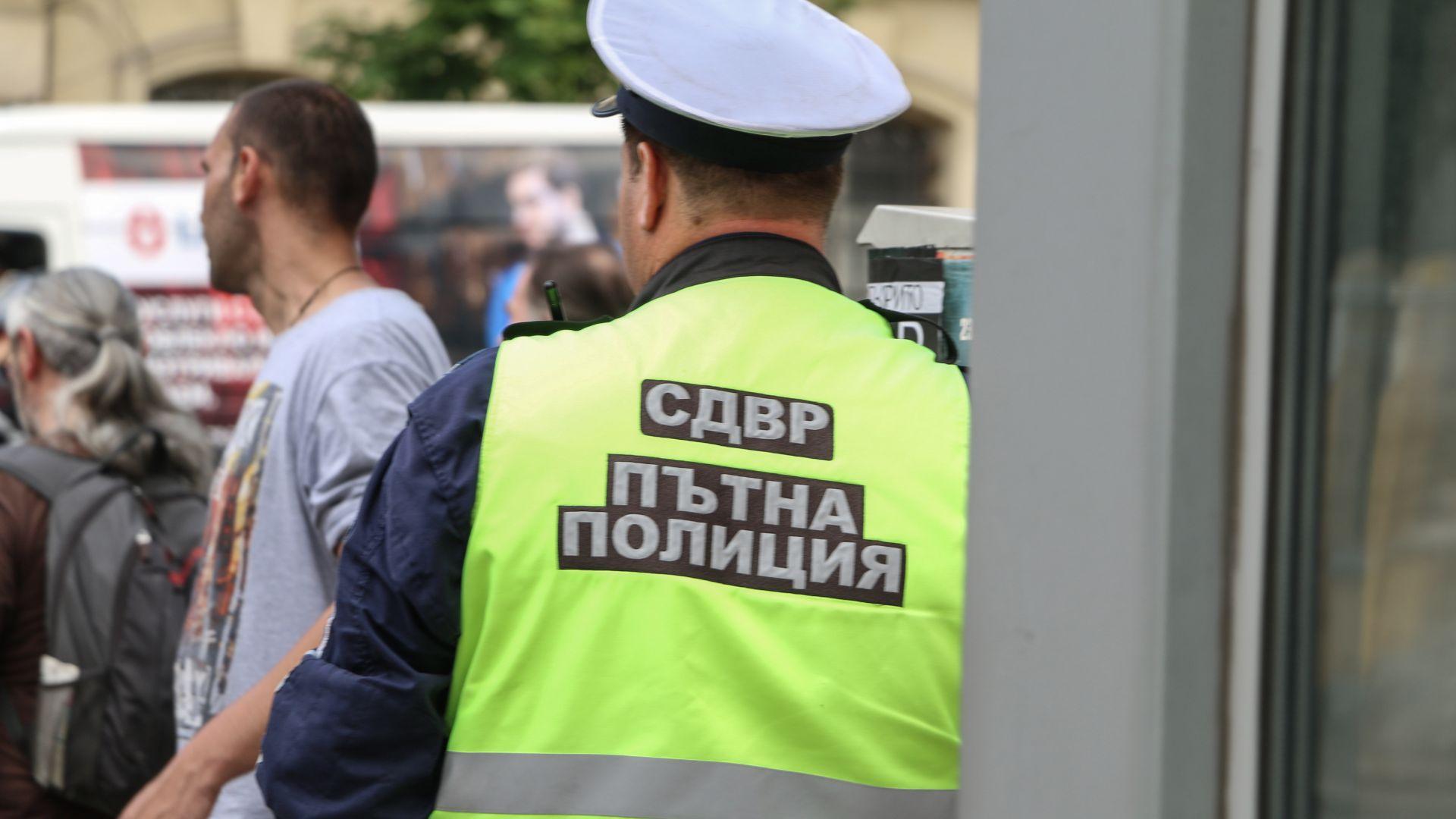 Докосваш полицай - 2000 лева глоба! Приложима ли е новата мярка на МВР?