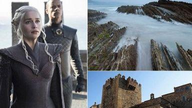 """Фантастично красивите места, снимани в """"Игра на тронове"""""""