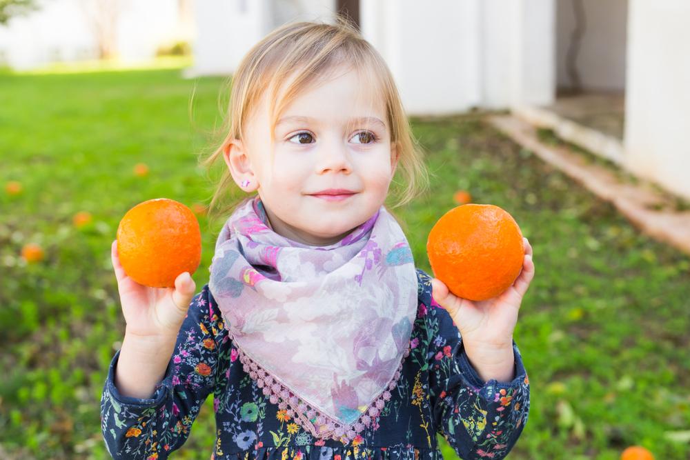 5 групи храни в помощ на детското здраве