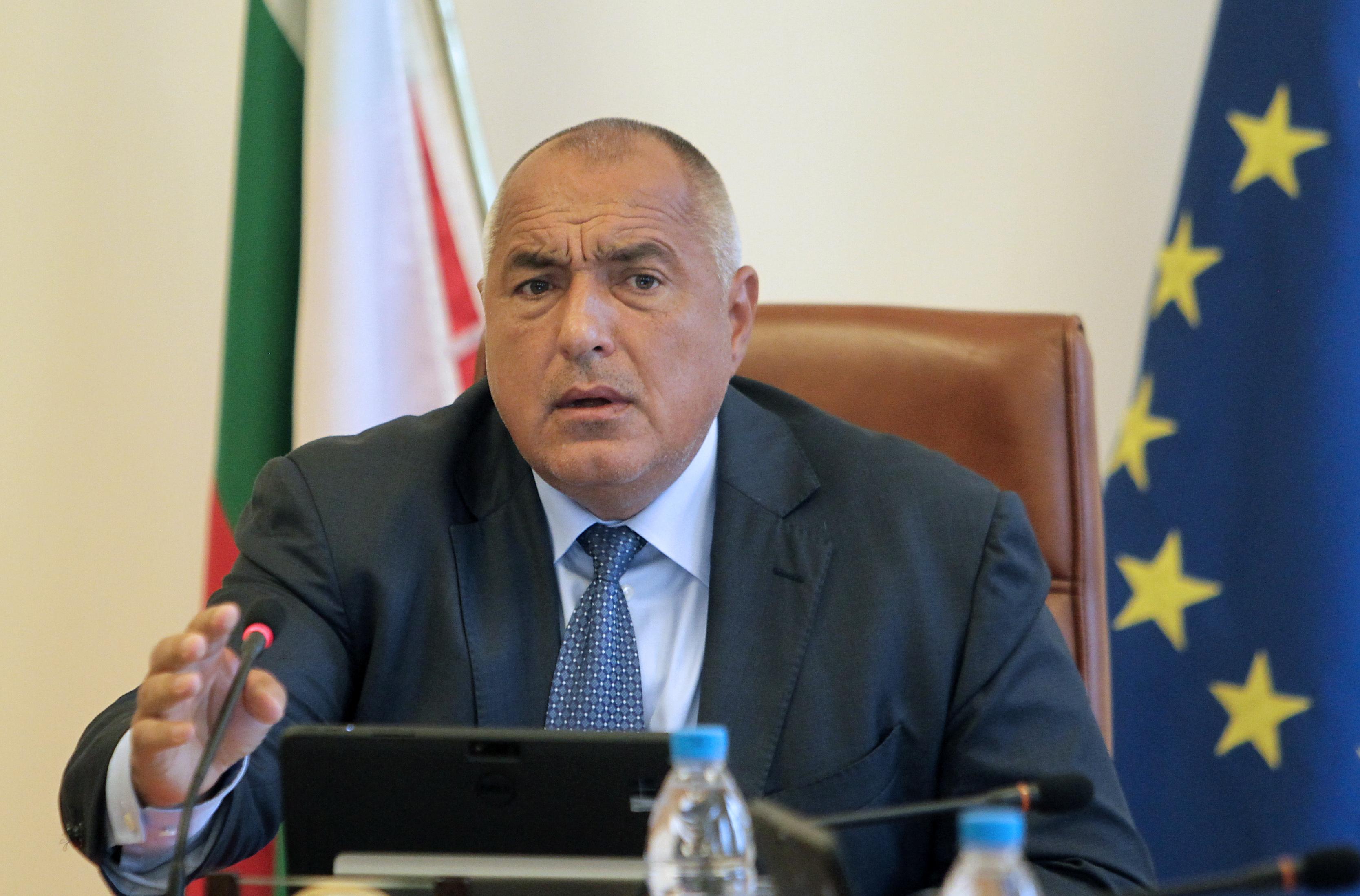 Борисов: Защо Нинова вика мен за НАТО в Черно море?