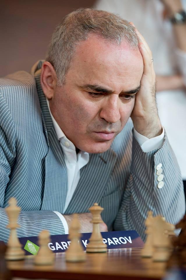 Гари Каспаров призова за бойкот на Мондиал 2018